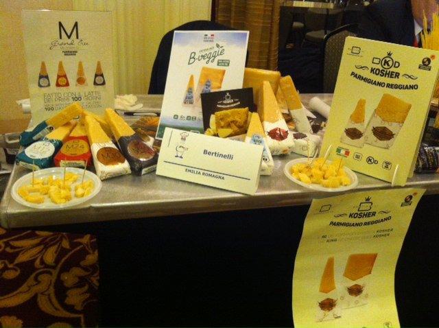 Bertinelli, Parmigiano Reggiano Kosher, a Houston in Texas