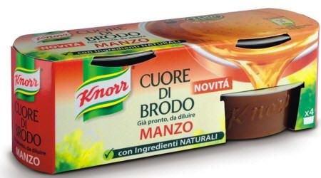 Cuore di Brodo Knorr: un'Angelica recensione… una piccola e graziosa Marca