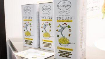 Frienn Olitalia: Identità di Olio per frittura di Pasquale Torrente