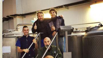 Hibu, birrificio artigianale: birrai e anche contadini
