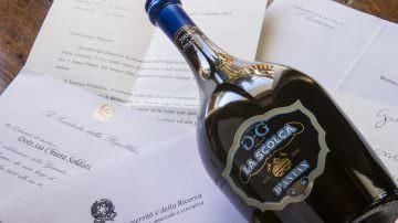 """La rivista """"Wine Spectator"""" attribuisce 90 punti a La Scolca D'Antan"""