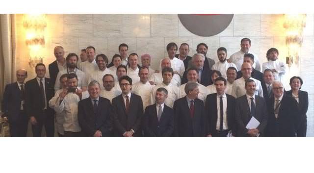 Tre Ministeri e grandi Chef per la Cucina Italiana all'estero