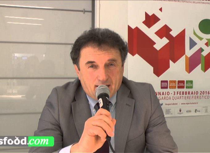 Roberto Pellegrini, Presidente di Riva del Garda Fierecongressi (Video)