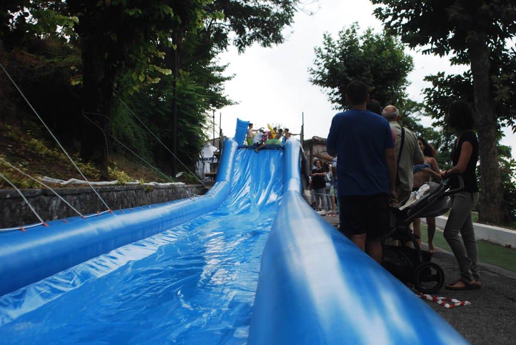 Scivoli di Acqua Speed, un nuovo ed elettrizzante modo di fare turismo