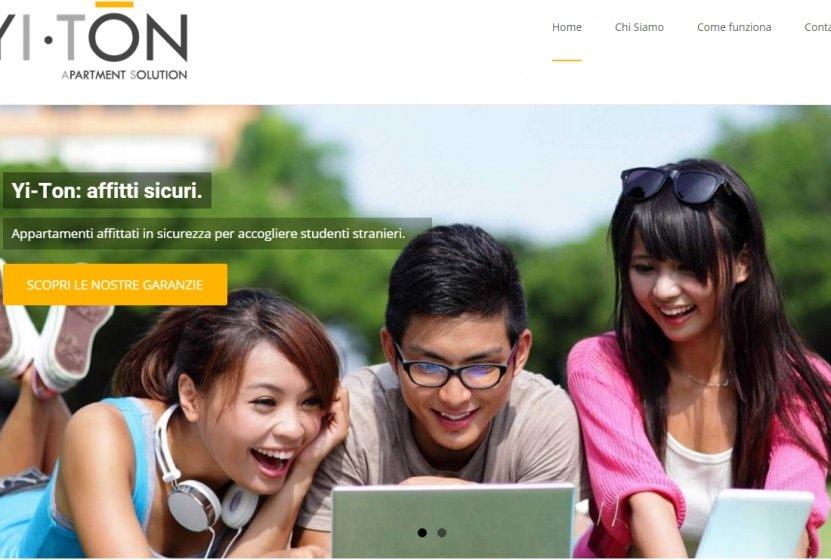 Cinese cerca casa in affitto: Yi-Ton la trova in un click