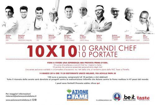 cena_10x10 - chef