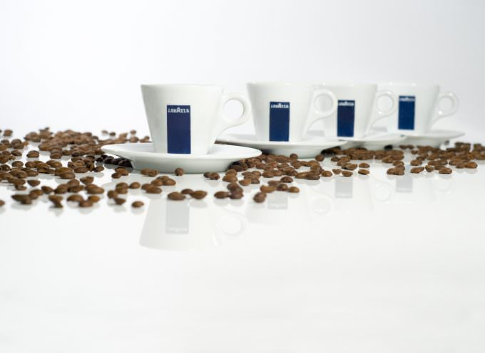 Identità di Caffè… e per finire, un buon caffè Lavazza da chef