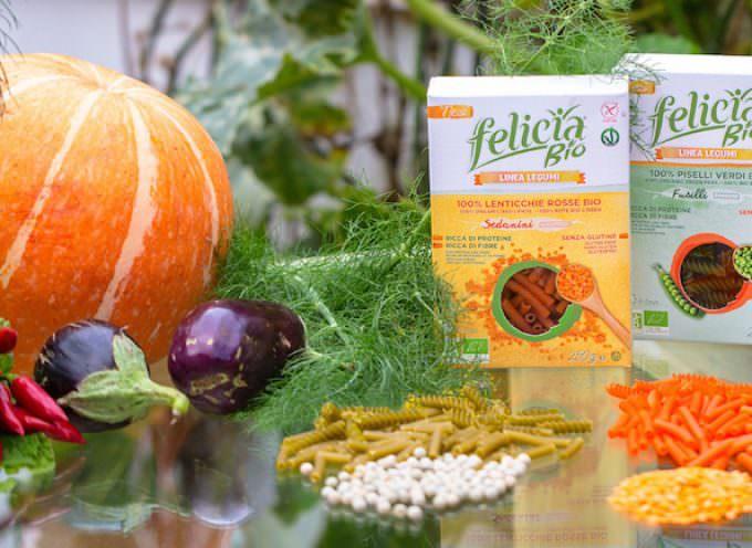 Trail delle 5 Querce: sponsor Felicia, Pasta Bio e Pasta di legumi