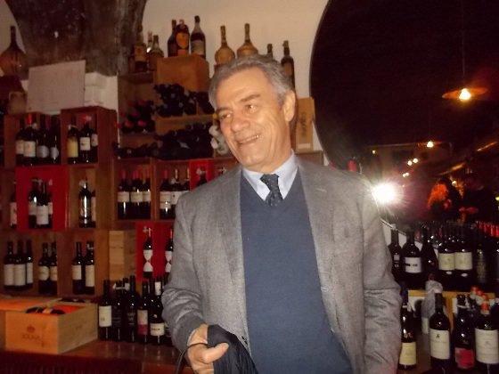 Renzo Cotarella: Aglianico Bocca di Lupo, verticale a Milano