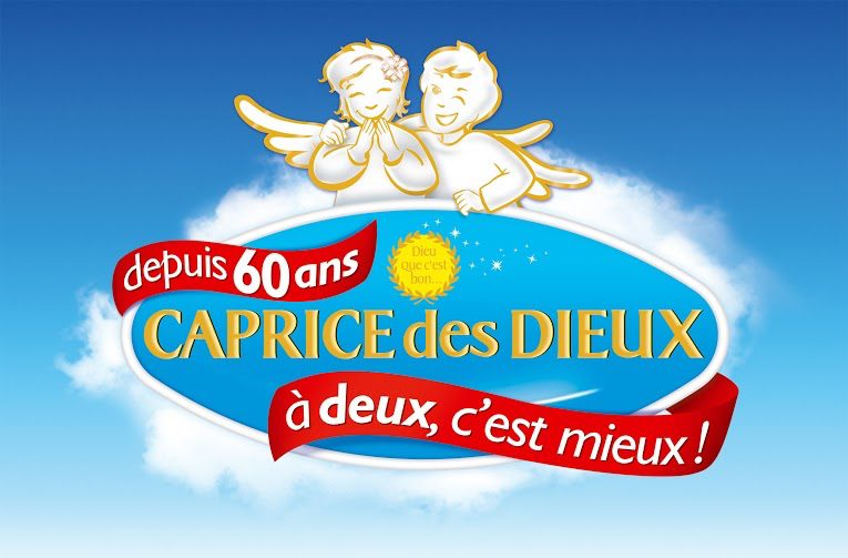 Caprice des Dieux, il formaggio francese compie 60 anni