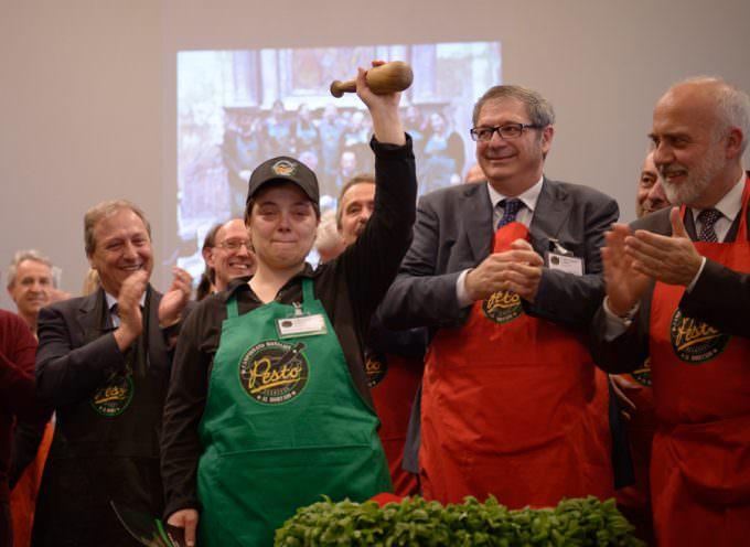 Genova Pesto World Championship: La vincitrice è Alessandra Fasce