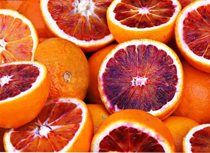 Arance rosse, così si conserva il succo