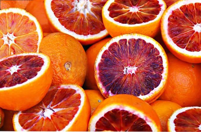 """Le arance rosse di Sicilia """"vincono"""" la Maratona di Roma"""