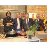 """Presentazione del Temprary Restaurant """"Alessandro Borghese – Il lusso della semplicità"""""""