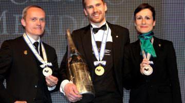 Best Sommelier of the World: Jon Arvid Rosengren festeggia con Moët & Chandon