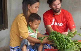 Carlo Cracco Chef  in missione umanitaria in Cambogia: Bravo Carlo!