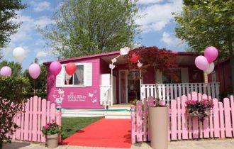 Un sogno per ogni bambina: In vacanza nella casa mobile di Hello Kitty