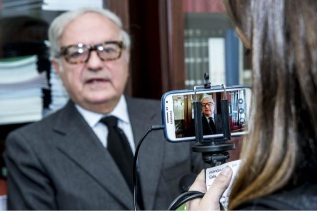 Intervista ad Achille Colombo Clerici su Esplosione Gas Milano