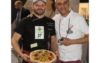 Pizza e Aceto Balsamico con Federico De Silvestri al Campionato del Mondo di Parma