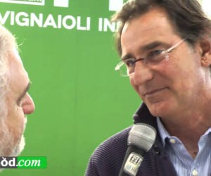 Principe Francesco Spadafora -vini biologici- al 50° Vinitaly (video)