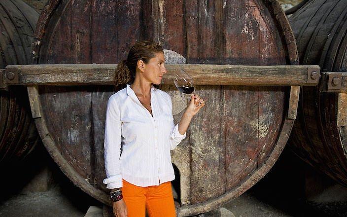 """Gaetana Jacono ha presentato a Milano il """"Cerasuolo di Vittoria docg classico 2013"""""""
