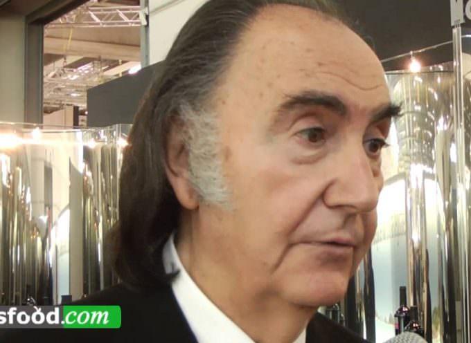 Intervista a Gavino Sanna – 50° Vinitaly  – Cantina Mesa (Video)