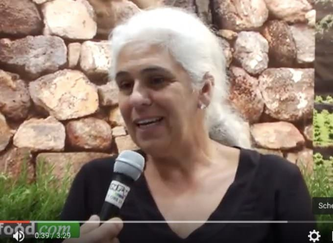 50° Vinitaly,  Giulia Pazienza da Pantelleria (Video)