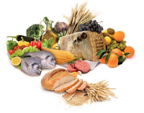 La dieta del Grana Padano