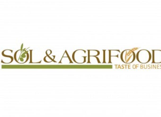 Sol&Agrifood a Verona dal 10 al 13 aprile 2016