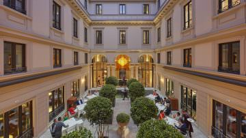 Forbes Travel Guide a Milano consegna gli Star Rating