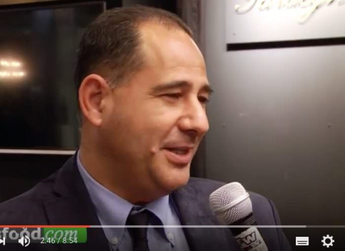 Massimo Ruggero: Trionfo di Siddùra a Vinitaly 2016 (video)