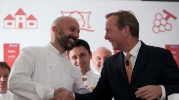 60 stelle Michelin, 10 cene con 10 chef tristellati per S.Pellegrino Sapori Ticino