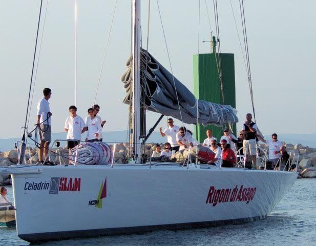 Rigoni di Asiago a gonfie vele con Mauro Pelaschier al Vela Festival