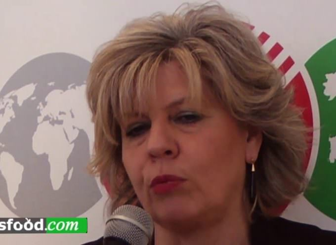 Simona Caselli: a Parma, World food research and innovation forum (Video)