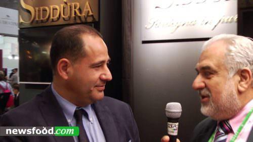 Vinitaly 2016 - Siddura - Massimo Ruggero intervistato da Giuseppe Danielli
