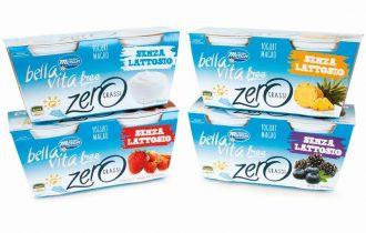 Latteria Merano presenta il nuovo yogurt Bella Vita Free Zero Grassi