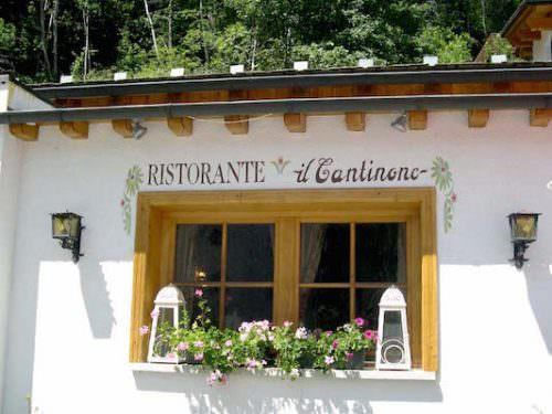 ristorante al cantinone - Madesimo