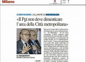 PGT e Regolamento edilizio del Comune di Milano