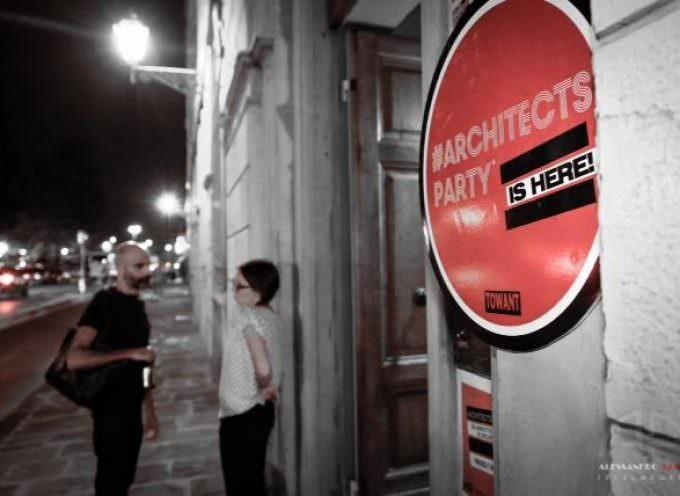 Il progetto ArchitectsParty approda a Milano