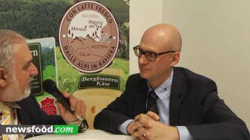 Bergader, formaggi dalla Baviera, a Cibus 2016 (Video)