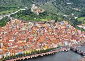 Meteo Sardegna: Weekend con SOLE e Grande Festa del Vino a Bosa