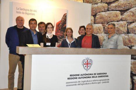 Bosa a Vinitaly Sardegna2