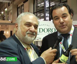 Redoro a Cibus 2016: Daniele Salvagno (Video)