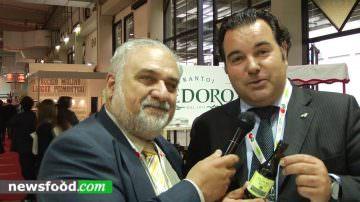 Redoro a Cibus 2016: Daniele Salvagno (Video)