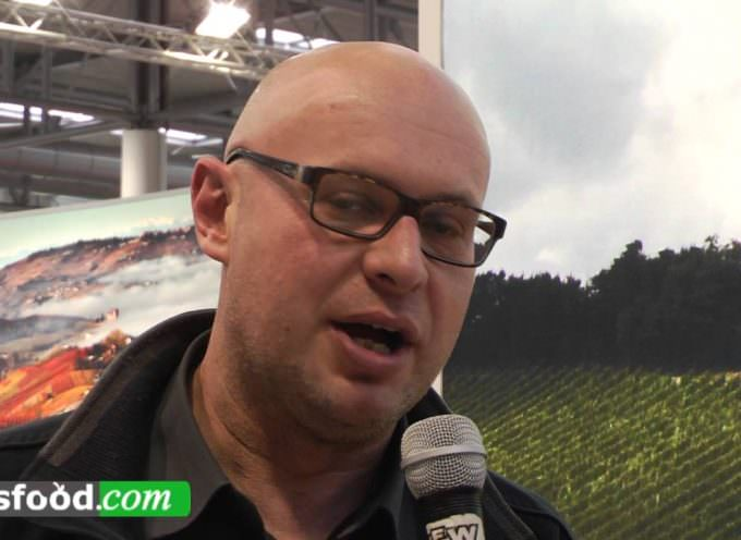 Danilo Spinoglio, Vini da Sala, a Vinitaly 2016 (video)