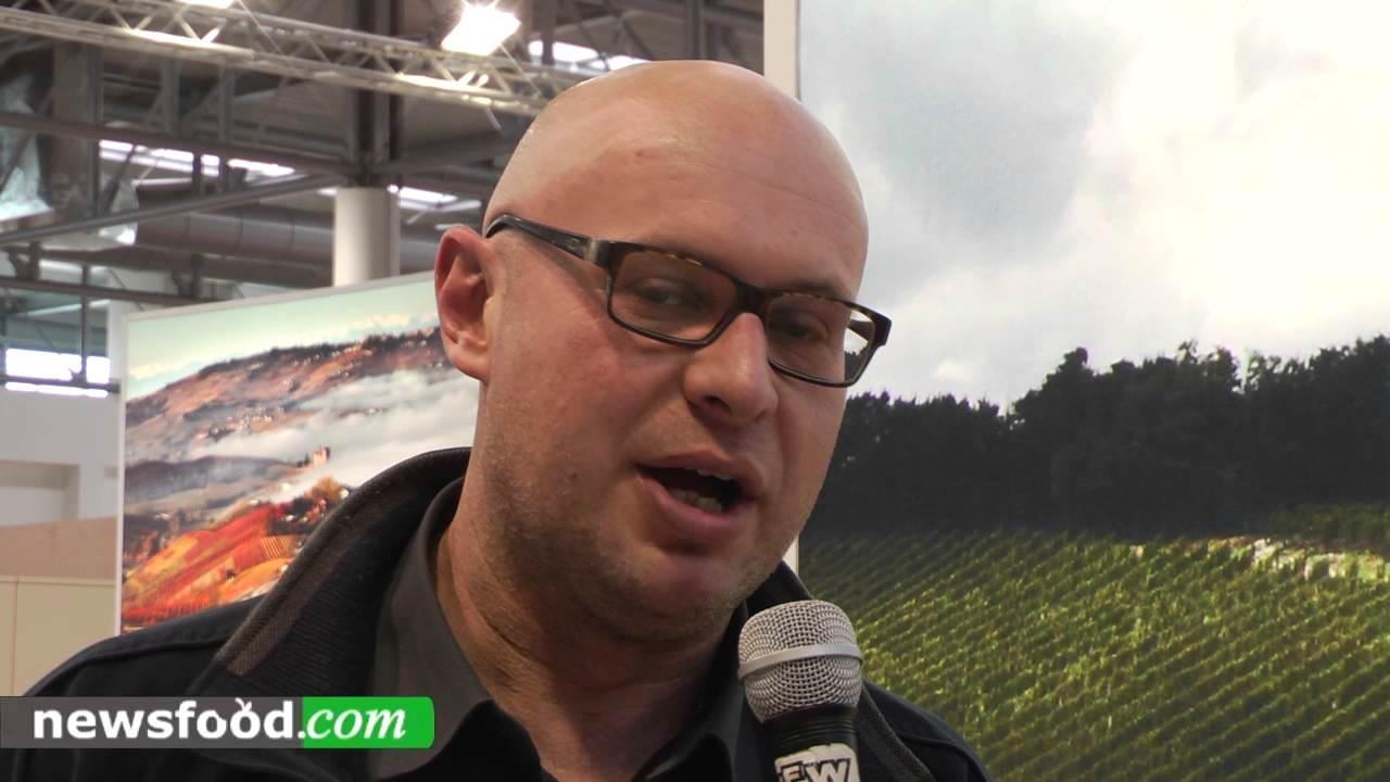 Danilo Spinoglio, Vini da Sala, a Vinitaly 2016 (video)