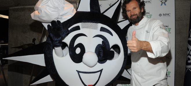 Doremi Chef, Carlo Cracco