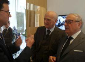 AlpTransit: Inaugurazione Galleria San Gottardo
