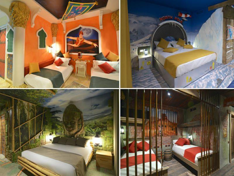 Nuovo e spettacolare: E' il Gardaland Adventure Hotel!