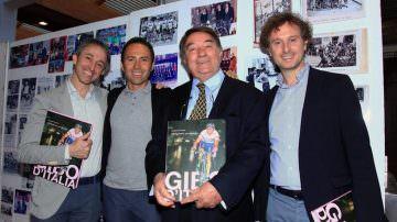 Giacobazzi e il Giro d'Italia